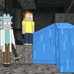 Rick y Morty Día de Rick y Morty Minecraft (Latino)