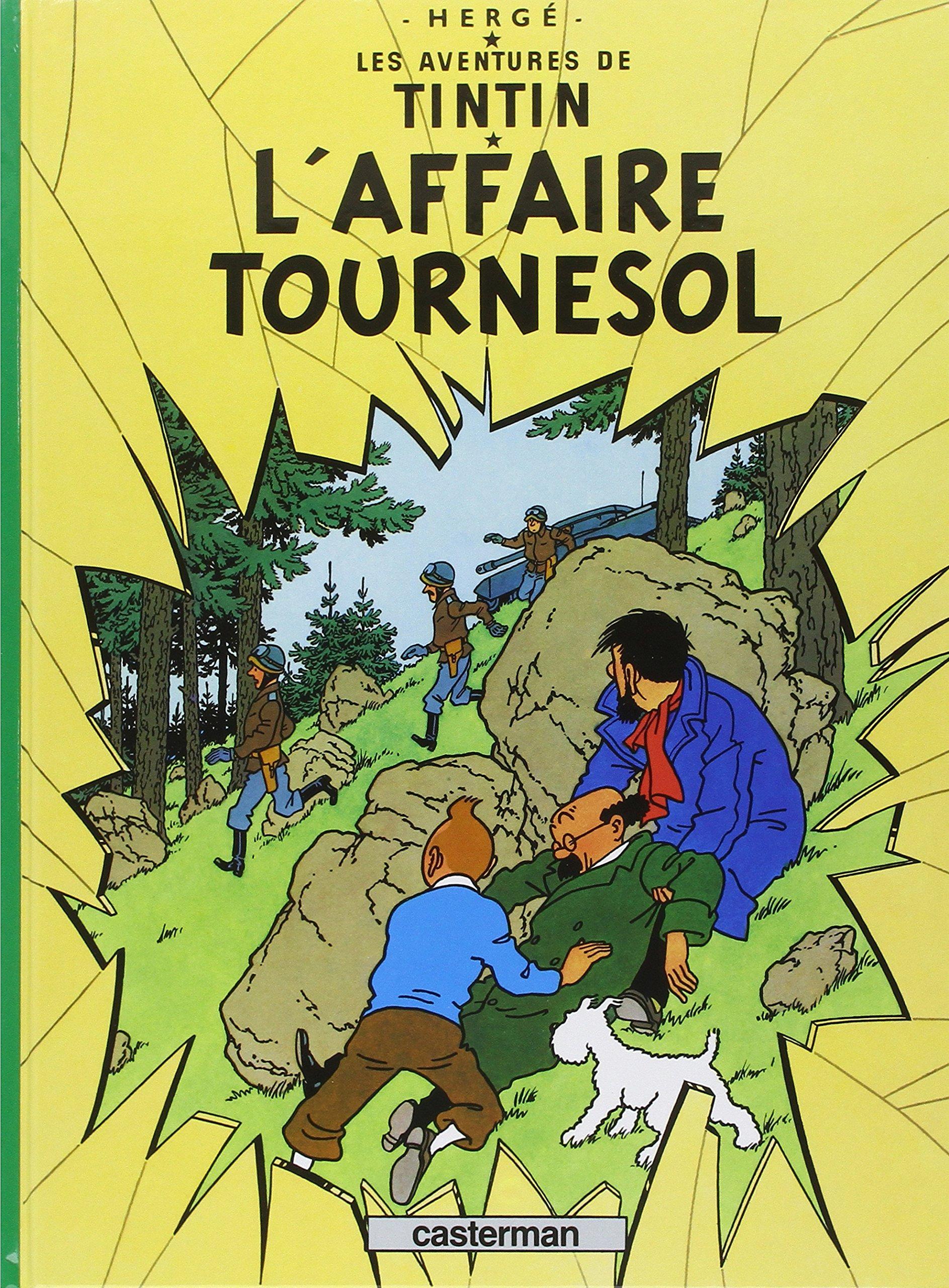 Las aventuras de Tintín: El asunto Tornasol