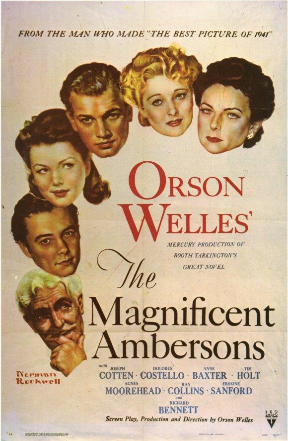 Los magníficos Ambersons