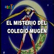 Sailor Moon S tarjeta de titulo