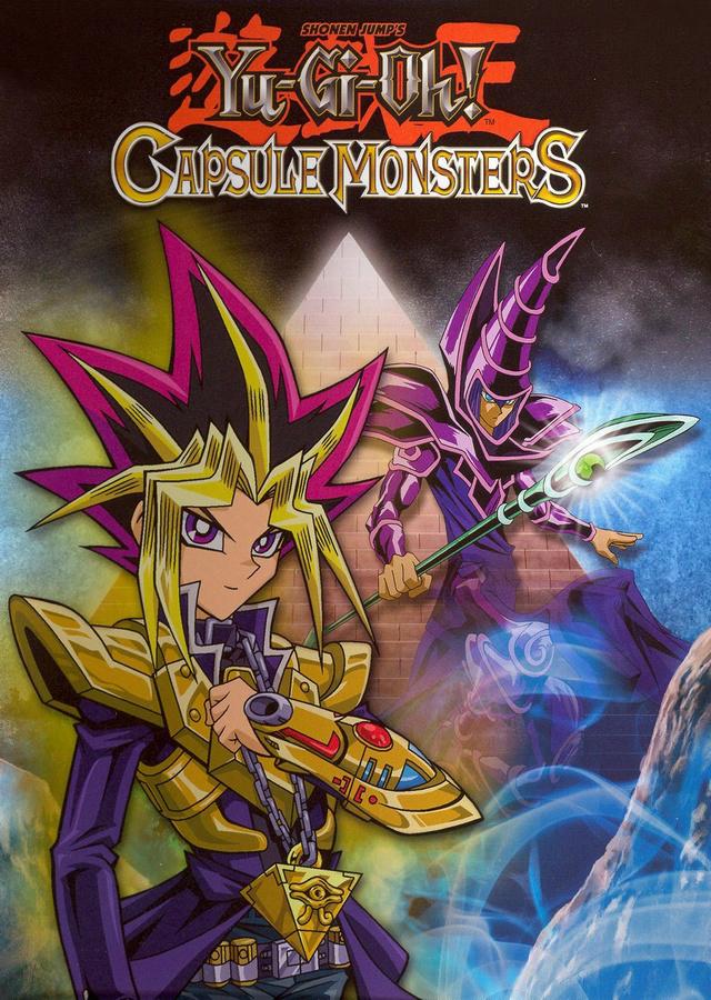 Yu-Gi-Oh!: Monstruos encapsulados