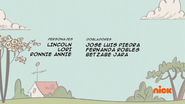 Creditos de doblaje The Loud House ESLA (S305-1)