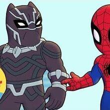 Eso Sí es Gracioso Aventuras de Súper Héroes de Marvel