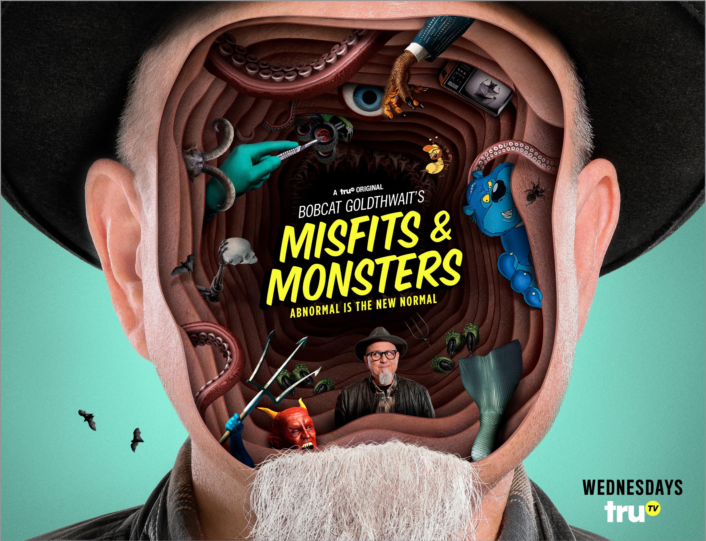 Bobcat Goldthwait's Misfits & Monsters