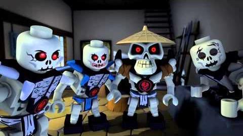 LEGO® Ninjago Secrets of the Blacksmith 1