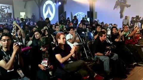 Las voces de Overwatch - Charlamos con Lalo Garza