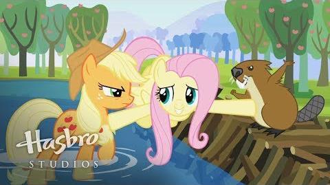 My Little Pony La Magia de la Amistad - Conoce a Fluttershy