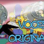 Rick y Morty Los Simpsons - Voces Oficiales