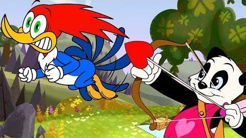 El Pajaro Loco en Español 102 Escapando de Cupido - NUEVA Serie Dibujos Animados Caricaturas