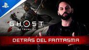 Ghost Of Tsushima - La Voz del Fantasma con Alejandro Graue - PS4