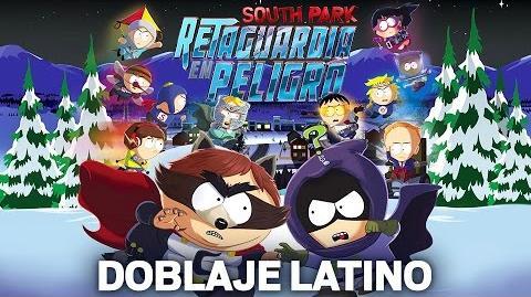 South Park- Retaguardia en Peligro - Doblaje Latino