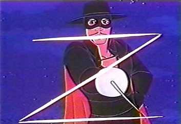 Las nuevas aventuras de El Zorro