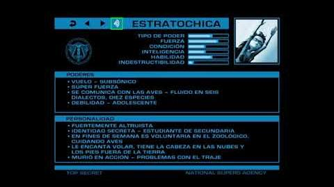 ARCHIVOS SECRETOS DE LA ANS Estratochica