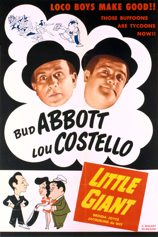 Abbott y Costello: Gigante chiquito