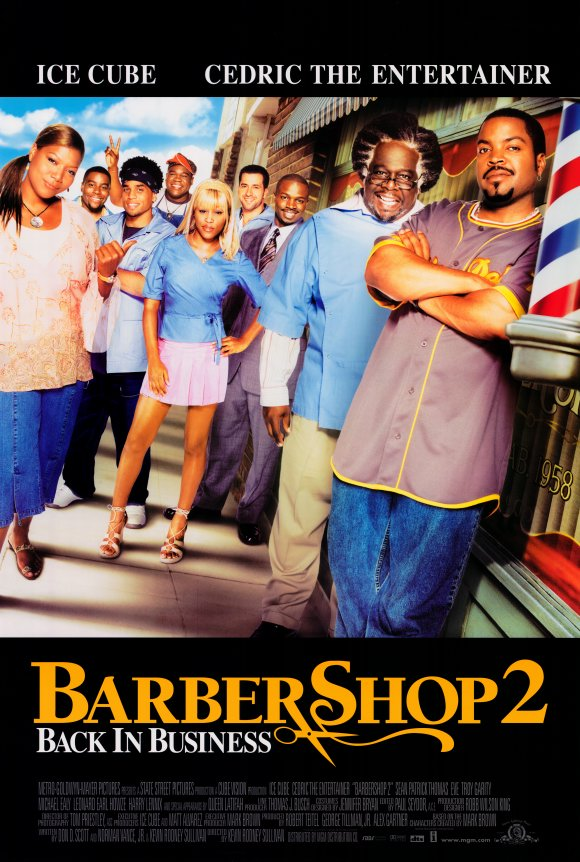 La barbería 2: De vuelta en el negocio