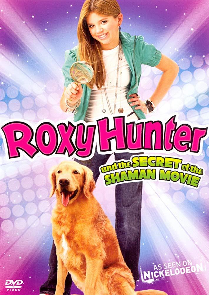 Roxy Hunter y el secreto de Shaman