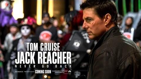 Jack Reacher Sin Regreso Primer Trailer DUB Paramount Pictures México