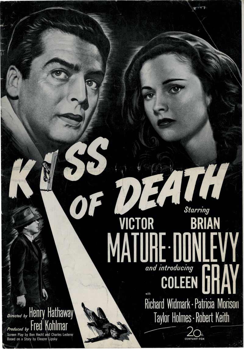 El beso de la muerte (1947)