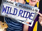 Mark y Russell en un viaje sin licencia
