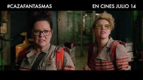 CAZAFANTASMAS (Ghostbusters) TV-Spot (Doblado Español)