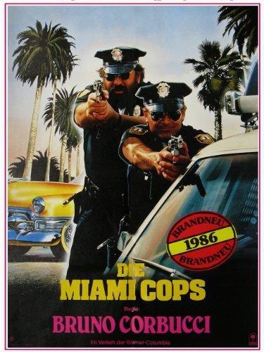 Dos super policías en Miami