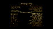Los simpson temporada9 episodio22 créditos