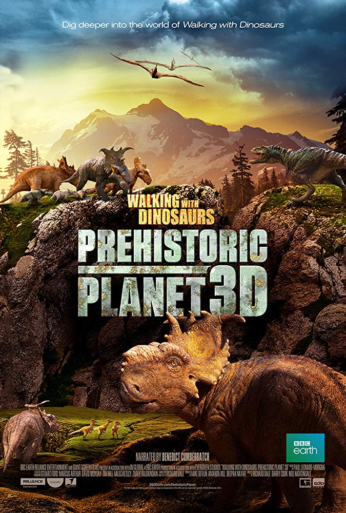 Dinos: Planeta prehistórico