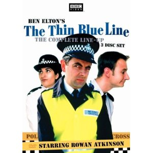 La línea azul
