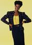 Vivian Banks (Janet Hubert-Whitten) The Fresh Prince of Bel Air
