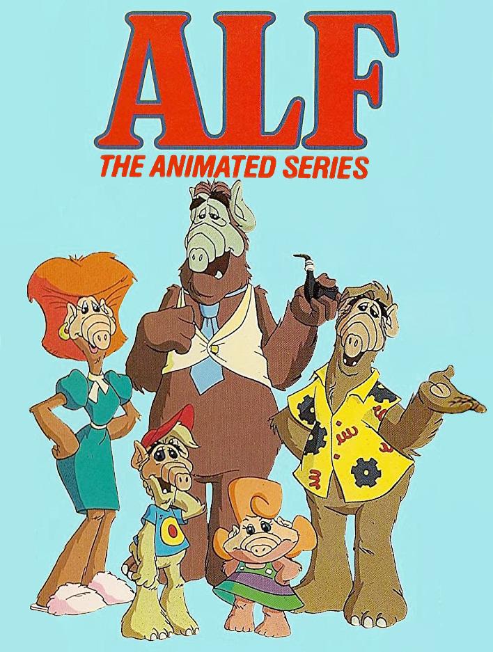 Alf, la serie animada