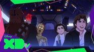 El Artista del Escape Star Wars Galaxy of Adventures
