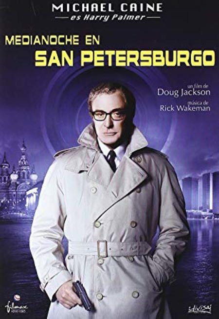 Medianoche en San Petersburgo