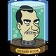 Richard Nixon's Head