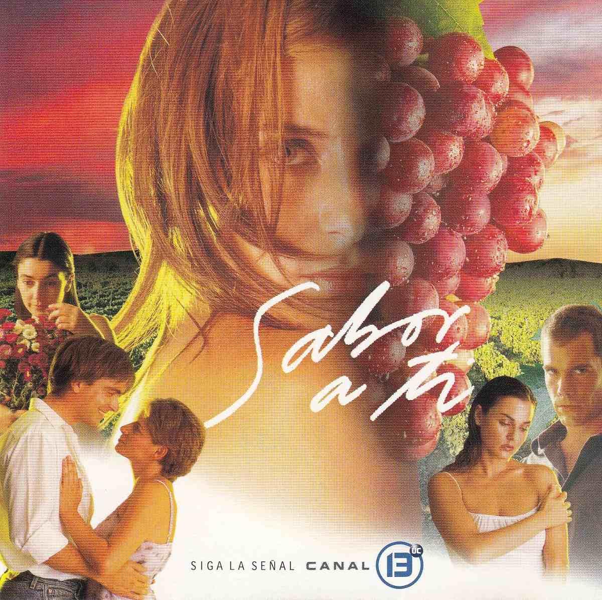 Sabor a ti, el vino del amor