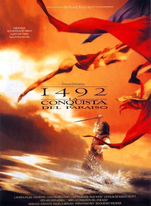 1492: Conquista del paraíso