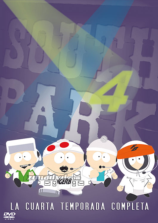 Anexo:4ª temporada de South Park