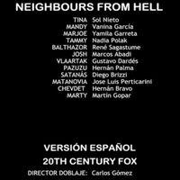Doblaje Latino de Vecinos Infernales (Episodio 1)