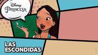 Pocahontas Las escondidas Disney Princesa