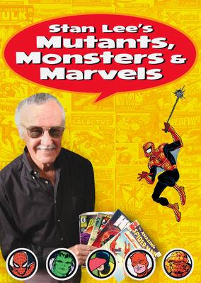 Los monstruos, mutantes y marvels de Stan Lee
