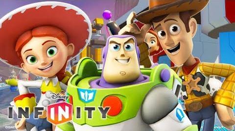 TOY STORY 3 - Vídeos de Juegos de Dibujos y Caricaturas para Niños en Español - Disney Infinity