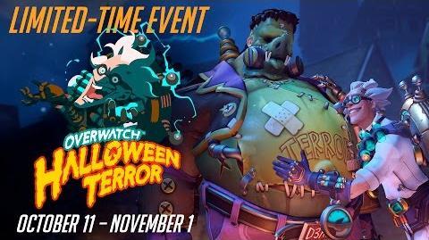 ¡Bienvenidos al Terror de Halloween de Overwatch!
