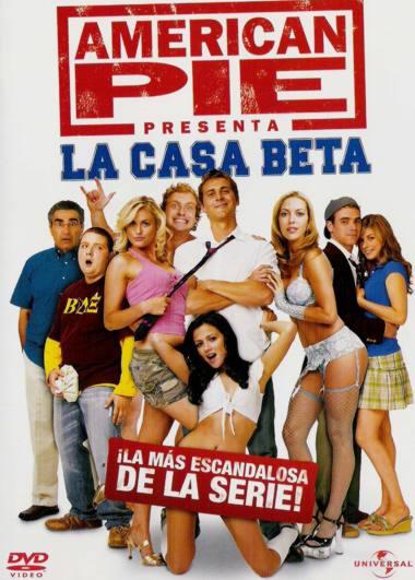 American Pie presenta: La casa Beta