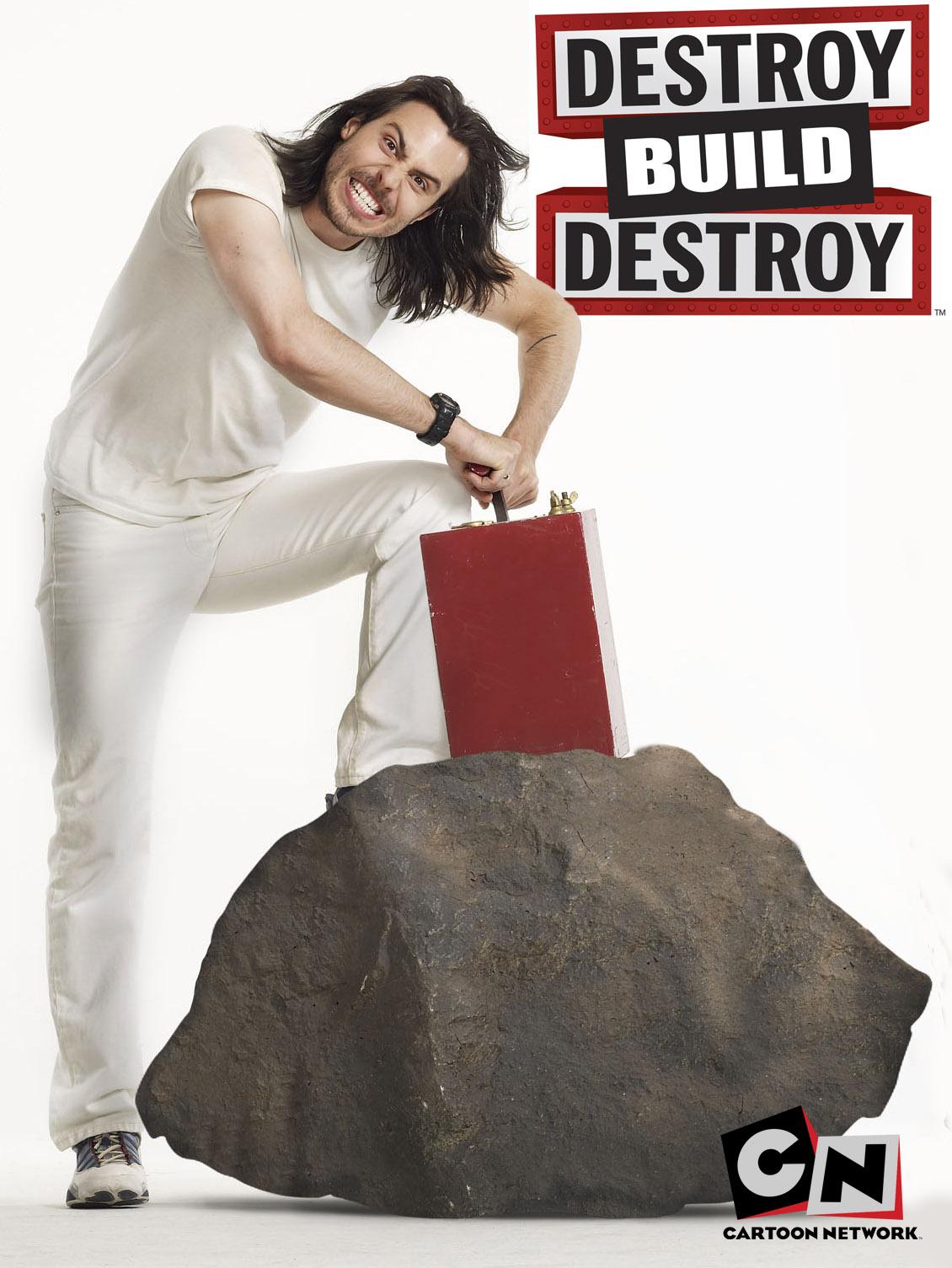 Destruir, construir, destruir