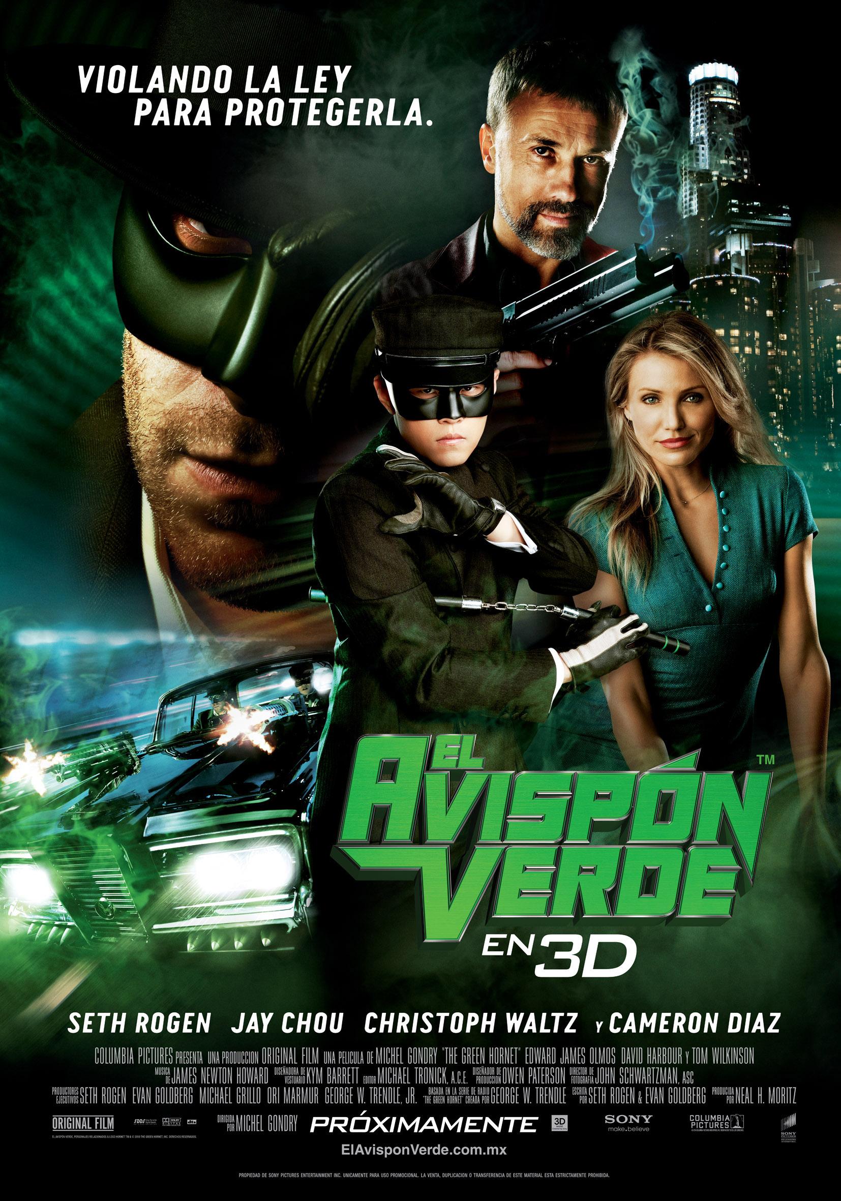 El Avispón Verde (película)