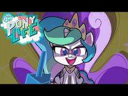 My Little Pony en español NUEVA SERIE- PONY LIFE 🦄 Pinkie Pie- Hiper ayudante - Episodio Completo