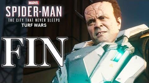 Spider-Man Turf Wars Gameplay en Español Latino FINAL Parte 5 - No Comentado (PS4 Pro)