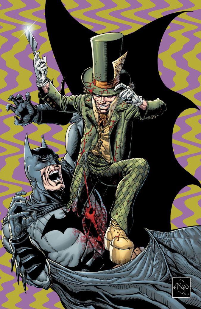 El Sombrerero Loco (DC Comics)