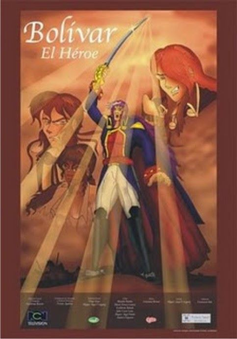Bolívar, el héroe