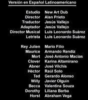Doblaje Latino de Viva el Rey Julien (Capitulo 4)