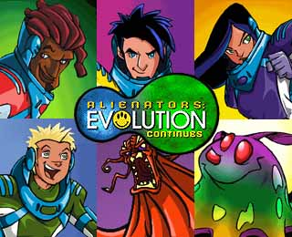 Evolución (serie animada)